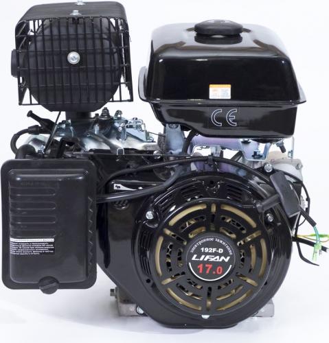 Бензиновый двигатель LIFAN 192FD 17,0 л.с., электростартер