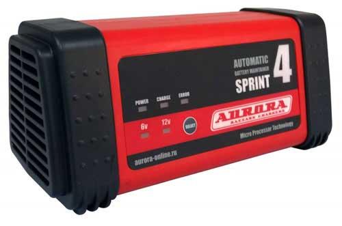 Интеллектуальное зарядное устройство SPRINT-4