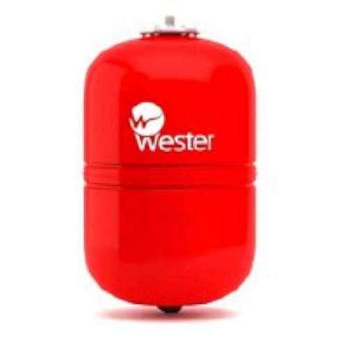 Бак мембранный для отопления Wester  WRV12