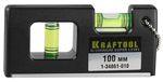 """Уровень магнитный с 2 ампулами KRAFTOOL """"МИНИ"""" 1-34861-010"""