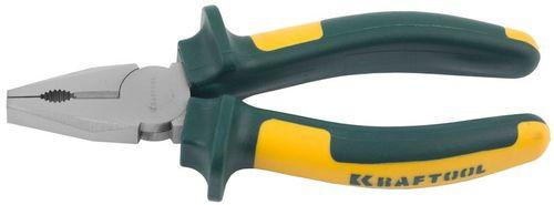 Плоскогубцы комбинированные KRAFTOOL KRAFT-MAX 22011-1-20