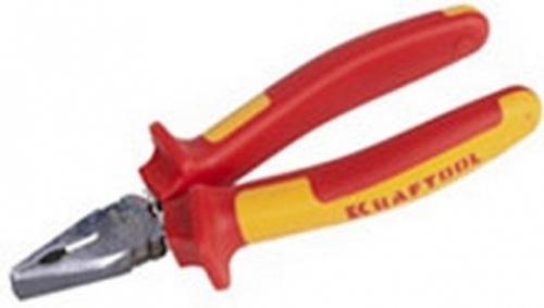 Диэлектрические плоскогубцы KRAFTOOL ELECTRO-CRAFT 2202-1-16