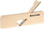 Рубанок деревянный буковый KRAFTOOL 18520-18
