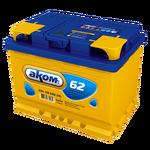 Аккумулятор АКОМ 6СТ-62 п.п