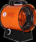 Тепловая пушка электрическая ПРОФТЕПЛО ТТ- 3 апельсин (4110060)