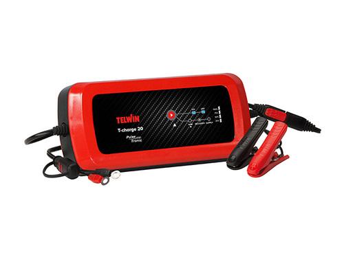Зарядное устройство TELWIN T-CHARGE 20 (12В/24В)
