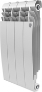 Радиатор ROYAL THERMO Biliner 500 -  4 секции биметалл Bianco Traffico