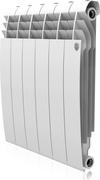 Радиатор ROYAL THERMO Biliner 500 -  6 секций биметалл Bianco Traffico