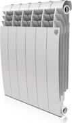 Радиатор ROYAL THERMO Biliner 500 - 10 секций биметалл Bianco Traffico