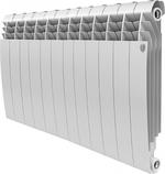 Радиатор ROYAL THERMO Biliner 500 - 12 секций биметалл Bianco Traffico
