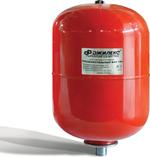 Бак расширительный ДЖИЛЕКС  18 л цилиндрический с пластиковым фланцем (7819)