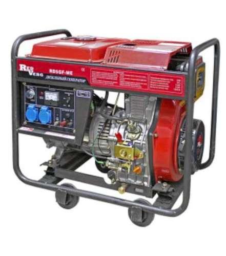 Сварочный дизельный генератор REDVERG RD5GF-MEW