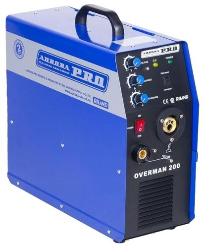 Инверторный сварочный полуавтомат AuroraPRO OVERMAN 200