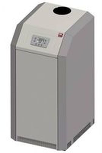 Котел газовый стальной напольный Wester Clever 55 (61кВт)