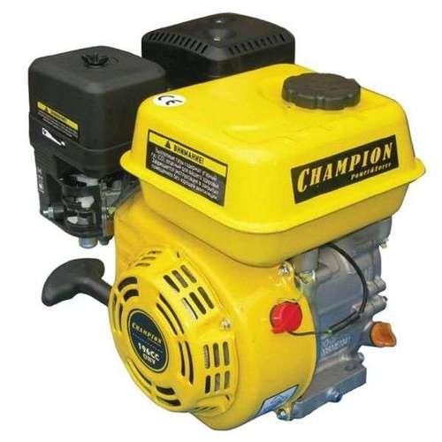 Двигатель CHAMPION 2,5 лс, 99см3, G100HK шпонка