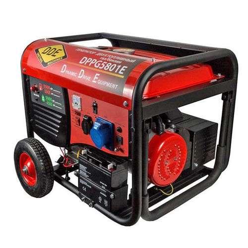 Газовый генератор DDE DPPG5801E