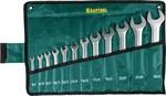 """Набор ключей рожковых хромированных KRAFTOOL """"EXPERT"""" 27033-H12"""
