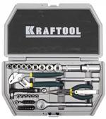Набор слесарно-монтажного инструмента KRAFTOOL EXPERT 27971-H38