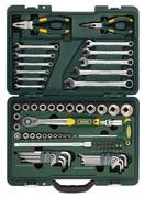 Набор слесарно-монтажного инструмента KRAFTOOL EXPERT 27977-H84