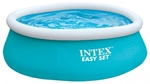 28110 Бассейн надувной Intex EASY SET 244х76 см