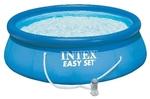 28122 Бассейн надувной Intex EASY SET 305х76 см + фильтр-насос 220В