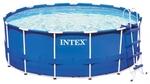 28236 Бассейн каркасный Intex Metal Frame 457х122 см (полный набор)