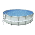 28322 Бассейн каркасный Intex ULTRA FRAME ™ 488х122 см с фильтр-насосом