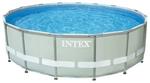 28324 Бассейн каркасный Intex ULTRA FRAME 488х122 см (песочный фильтр)