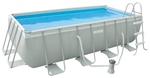 28350 Бассейн каркасный прямоугольный Intex 400x200x100см