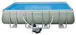 28352 Бассейн каркасный прямоугольный 5,49 х 2,74 х 1,32 м (песчаный фильтр в комплекте)