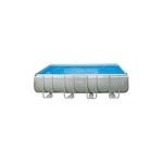 28362 Бассейн каркасный прямоугольный Intex ULTRA FRAME 7,32х3,66x1,32 м (полный комплект)