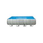 28372 Бассейн каркасный прямоугольный Intex ULTRA FRAME 9,75х4,88x1,32 м (полный комплект)