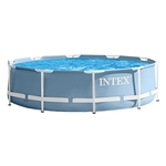 28700 Каркасный бассейн Intex Prism Frame Pool (305 х 76 см)