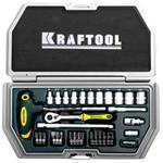 Набор слесарно-монтажного инструмента KRAFTOOL EXPERT 27970-H24