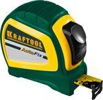 Рулетка Autostop в двухкомпонентном корпусе KRAFTOOL 34123-08-25_z01