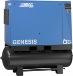 Компрессор винтовой ABAC GENESIS 22  8 бар (4152006615)