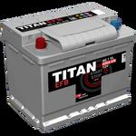 Аккумулятор TITAN EFB 6СТ-60.1 VL  п.п. (600А)