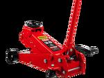 Домкрат гидравлический подкатной с педалью RED FORCE 43155-3.5
