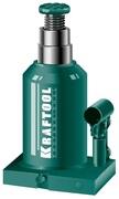 Гидравлический бутылочный домкрат двухштоковый KRAFTOOL DOUBLE RAM 43463-10