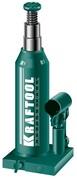 Гидравлический бутылочный домкрат двухштоковый KRAFTOOL DOUBLE RAM 43463-2