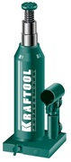 Гидравлический бутылочный домкрат двухштоковый KRAFTOOL DOUBLE RAM 43463-4