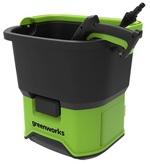 GreenWorks 40V аккумуляторная мойка высокого давления без аккумуляторной батареи и зарядного устройства