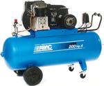 Компрессор поршневой ABAC B4900B/100 Plus CT4 с катушкой и шлангом (4116022238)