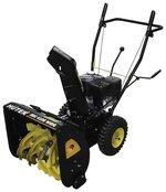 Бензиновый самоходный снегоуборщик Huter SGC 4100 Wide