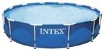 28210 Бассейн каркасный Intex Metal Frame 366 х 76 см