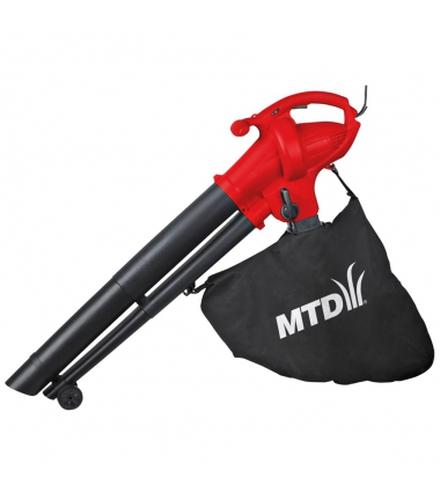 Воздуходувка (садовый пылесос) электрическая MTD BV 2500 E 2500 WT