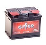 Аккумулятор Giver 62 а.ч.