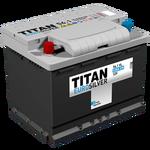 Аккумулятор TITAN EUROSILVER 6СТ-56.1 VL п.п.  (530А)