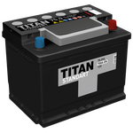 Аккумулятор TITAN STANDART 6СТ-75.0 VL о.п.  (700А)