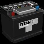 Аккумулятор TITAN STANDART 6СТ-75.1 VL п.п.  (700А)